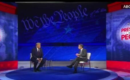 Donald Trump se contrazice singur cu privire la măsurile luate împotriva coronavirusului