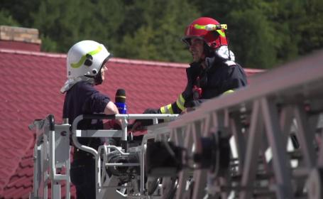 ISU a decorat pompierii anului. Poveștile impresionante ale salvatorilor premiați