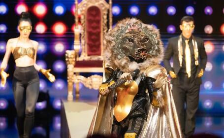 Leoaica, Vampirul, Căpcăunul, Monstrul, Iepurele și Corbul vor face spectacol în această seară la Masked Singer România - 10