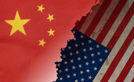 China vs SUA