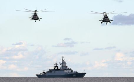 Exerciții militare rusești