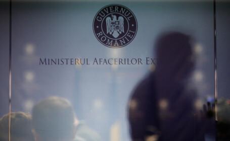 Doi angajați din Centrala Minisetrului de Externe, infectați cu Covid-19. Ce măsuri urgente anunță MAE