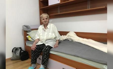 Bătrâna în vârstă de 81 ani, dispărută fără urmă în București, găsită după două zile