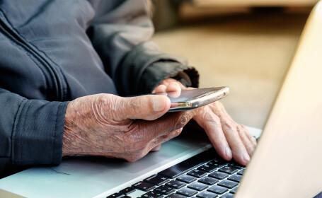 internet, pensionar
