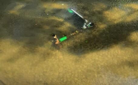 Clujenii au început să arunce trotinetele electrice în canal. Cum s-a ajuns aici