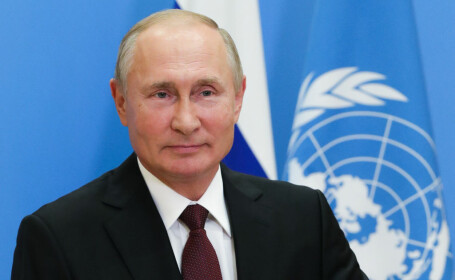 Putin oferă gratuit vaccinul rusesc pentru Covid-19 tuturor angajaților ONU