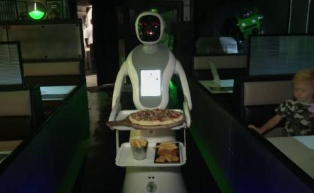 Robot-chelner