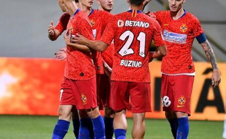 FCSB - Slovan Liberec, LIVE TEXT de la 20:30, în turul 3 preliminar al Ligii Europa. 15 jucători de la FCSB au Covid-19