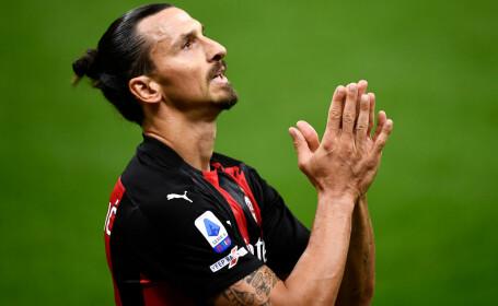 Zlatan Ibrahimovic are Covid-19. Care este starea fotbalistului