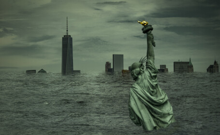Efectele devastatoare ale încălzirii globale: Mari orașe ale lumii vor ajunge sub ape