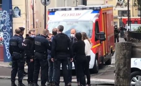 Atacul din Paris, declarat \
