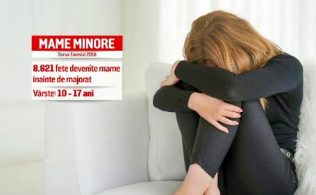 Un sfert dintre mamele minore din UE sunt în România. Importanța educației sexuale în școli