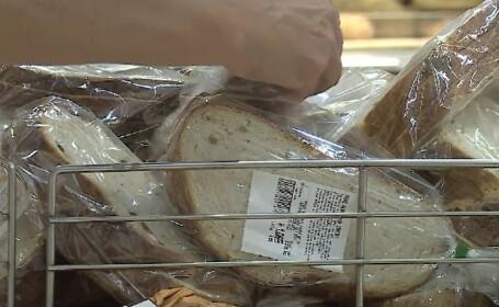 Experiment românesc. Cât rezistă SARS-COV-2 pe pâinea ambalată sau neambalată