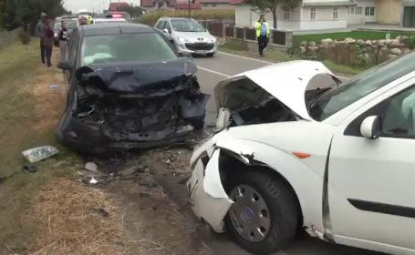 Accident grav în Suceava. Un șofer de 68 de ani a murit după ce a pierdut controlul mașinii într-o curbă