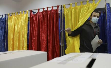 Alegeri locale 27 septembrie 2020