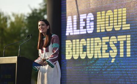 Cine este Clotilde Armand, noul primar al Sectorului 1 al Capitalei