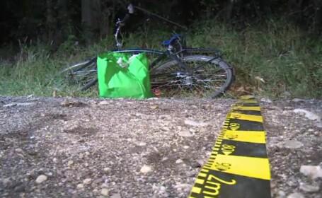 biciclist accident