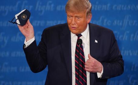 """Donald Trump este """"foarte obosit"""" și """"respiră cu dificultate"""", susțin surse de la Casa Albă"""