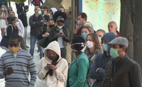 Europa, lovită de valul doi al pandemiei. Țările care anunță din nou starea de urgență: