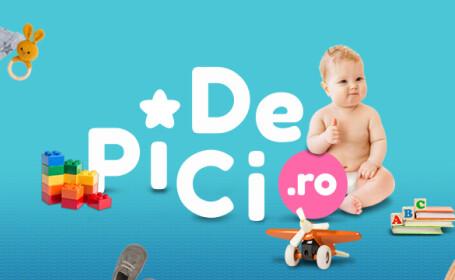 DePici.ro, un nou site din portofoliul digital PRO TV!