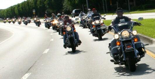 motocicliștii din Ploiește pleacă la protest