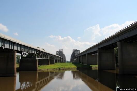 Bi-State Vietnam Gold Star Bridges