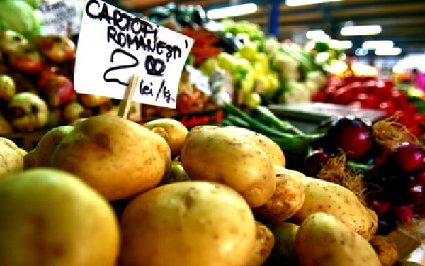 cartofi romanesti - 2 lei/kg