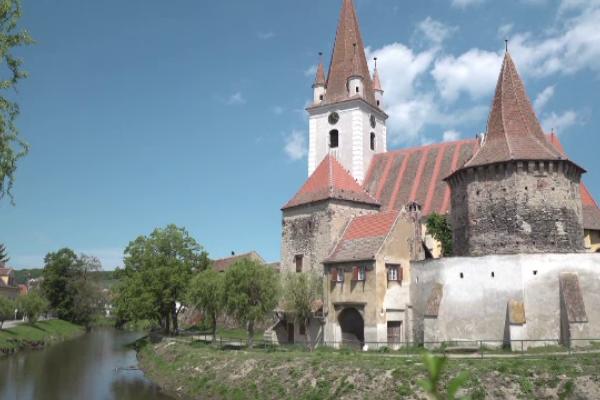 Vacanță de primăvară în Transilvania cu buget redus. Ce au de oferit satele săsești
