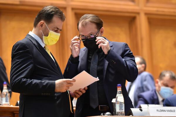 Orban: Situaţia PNL este destul de critică; preferinţa mea este pentru refacerea actualei coaliţii
