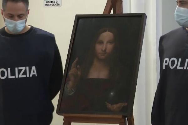 O copie a celui mai scump tablou din lume, recuperată de polițiști după ce a fost furată. Unde a fost găsită