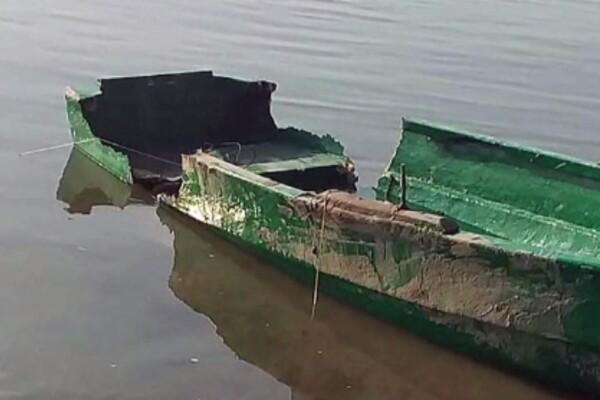 O barcă pescărească s-a ciocnit cu o șalupă, în Brăila. Un bărbat a ajuns în stare gravă la spital