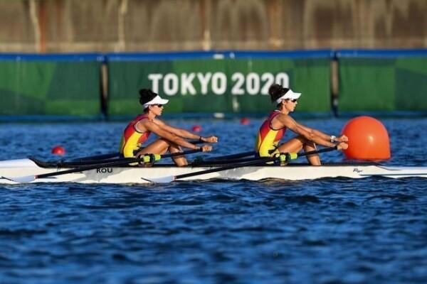 Jocurile Olimpice de la Tokyo. Ionela Cozmiuc și Gianina Beleagă, locul 6 în finala probei de dublu vâsle, categoria ușoară