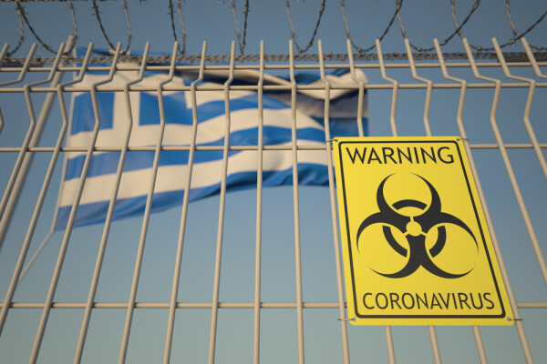 Grecia, plasată în zona roșie din cauza COVID. Ce trebuie să știe românii care vin de acolo