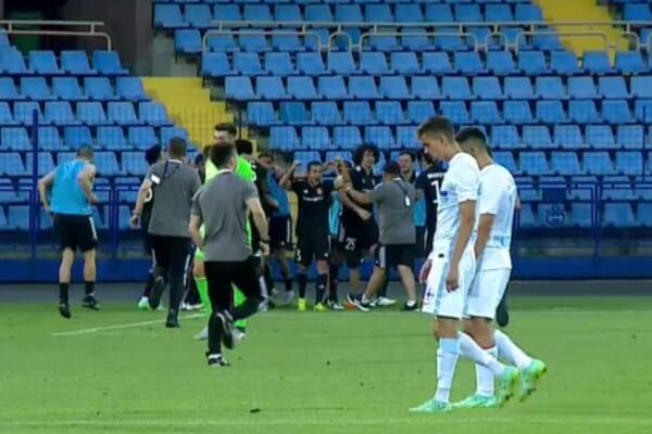 FCSB, eliminată din Europa Conference League după ce a fost învinsă de Șahtior Karagandy la loviturile de departajare