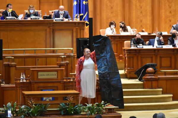 YouTube a închis contul oficial al Senatului României din cauza declarațiilor Dianei Șoșoacă. Ce a spus senatoarea VIDEO