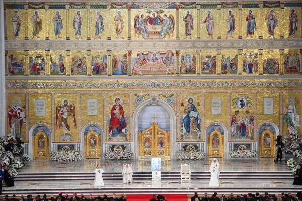 Recorder face precizări în cazul materialului despre construirea Catedralei