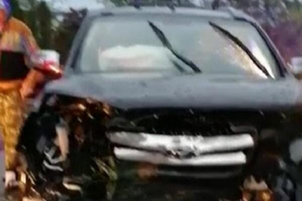 Accident teribil în județul Suceava. Șase persoane au ajuns la spital