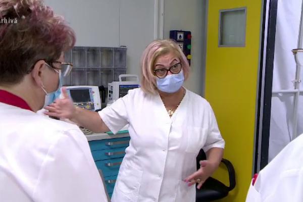 Carmen Dorobăț, managerul Spitalului de Boli Infecțioase Iași, condamnată definitiv la închisoare cu suspendare
