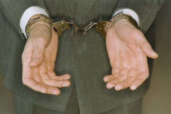 Bărbat arestat