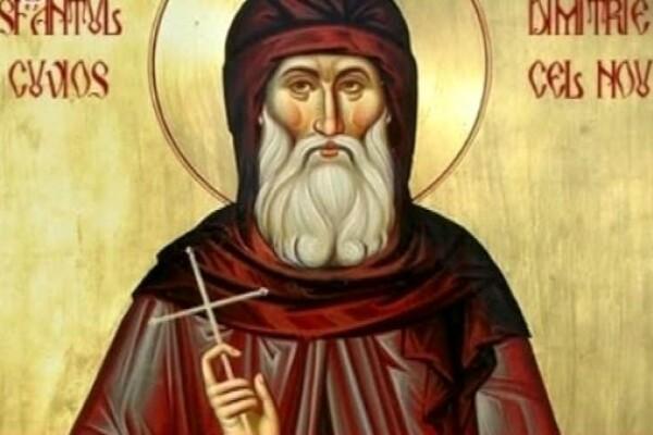 Sfântul Dimitrie cel Nou, ocrotitorul Bucureștilor. Cine a fost sfântul considerat făcător de minuni