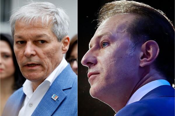 Surse: Cîțu ar putea colabora cu Cioloș doar dacă acesta renunță la nominalizarea ca premier
