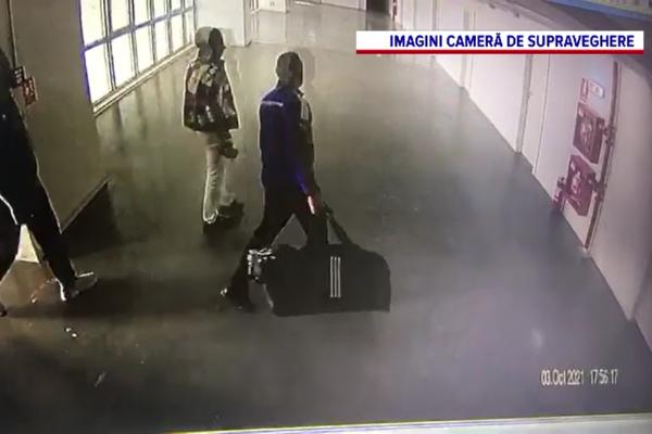 Polițiștii îi caută pe cei care au introdus bâte și cozi de topoare în loja stadionului din Bănie