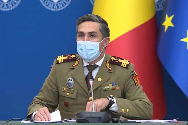 Valeriu Gheorghiță anunță că peste 40% dintre persoanele vaccinate în etapa 1 au primit şi doza booster