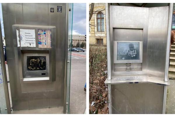 Câți bani a cheltuit Primăria București pentru infochioșcurile care au funcționat doar câteva luni