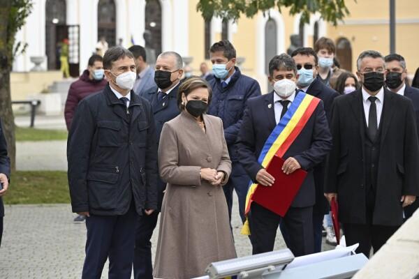 99 de ani de la încoronarea primilor regi ai României Mari. Principesa Sofia, în Alba-Iulia