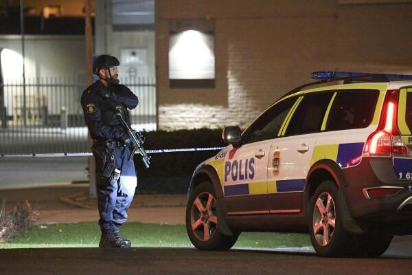 Atac cu un topor și o rangă, în Suedia. Trei persoane au fost rănite