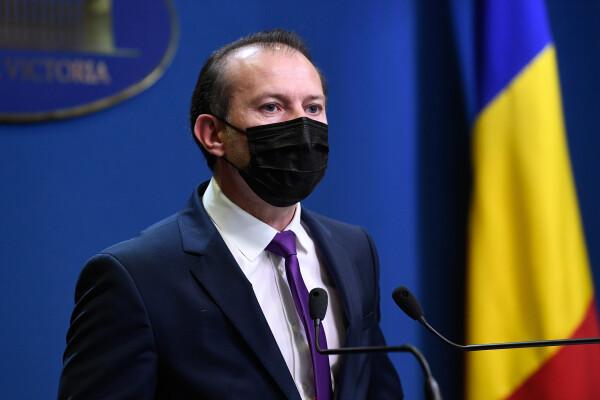 Florin Cîțu este propunerea de premier cu care PNL va merge la consultările cu președintele Klaus Iohannis