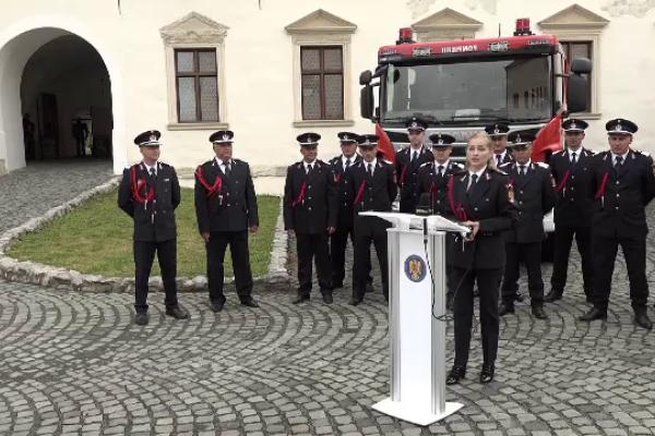 """Mărturii emoționante ale pompierilor orădeni care au participat la a doua misiune în Grecia: """"Îmi era teamă"""""""