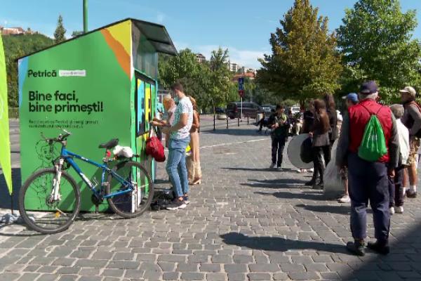 Orașul verde din România: Transport în comun gratuit și circulația mașinilor interzisă în centru