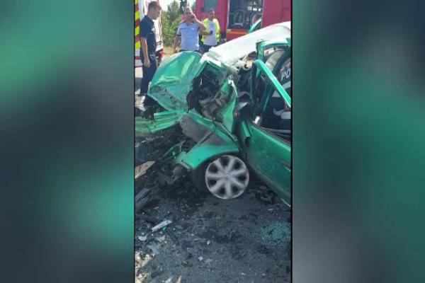 Accident cumplit pe DN 7. Un bărbat de 76 de ani a murit